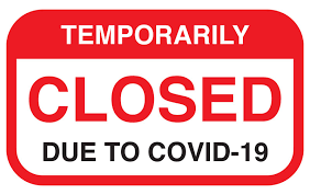 The Department of the Registrar of Companies will be temporarily closed